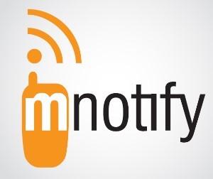 mnotify logo